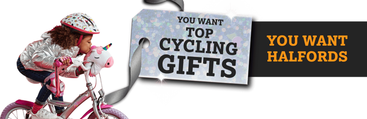 You want top cycling gifts